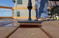 Deck & Siding Staining